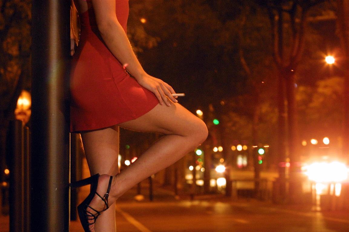 prostituee maximale boete